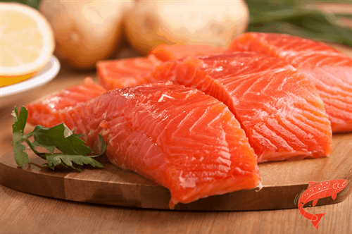 Farmed Atlantic Salmon make Seafood Watchs avoid list