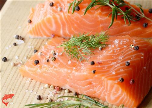 The Color of Salmon: How Much Would You Pay for Orange?