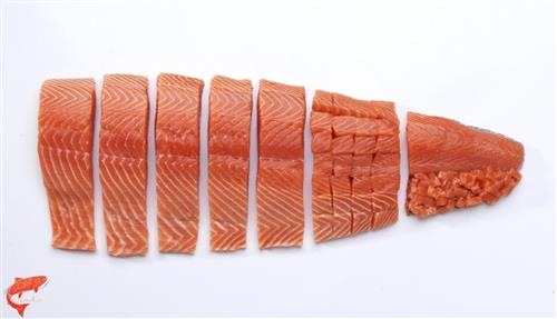 Norway says controversial farmed salmon is safe, urges public to eat more of it