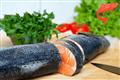 ماهی سالمون کامل نروژی 7-6 کیلویی